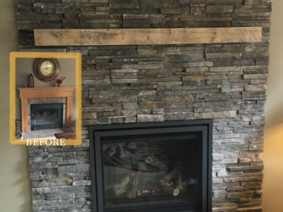 Ventless Gas Fireplace Archives - The Fireplace Guys