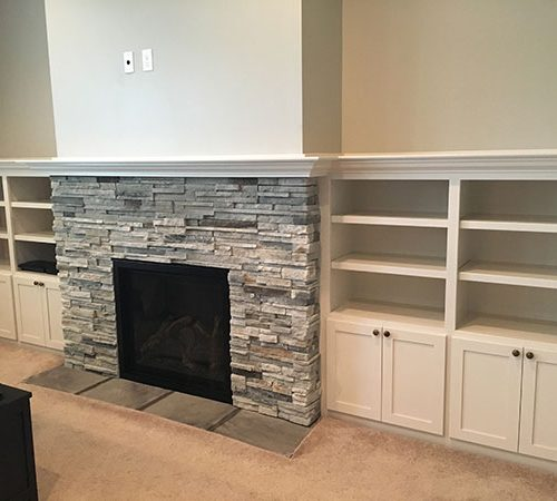 add fireplace After