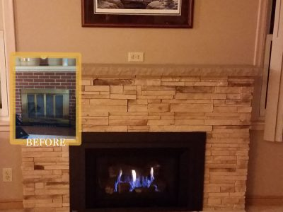 Brass to Class fireplaces fireplace service