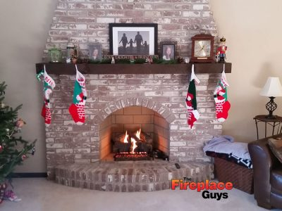 RealFyre Gas Log Set Mounds View