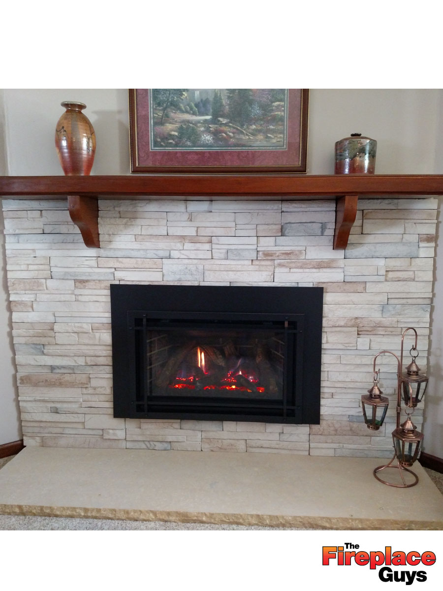Minimal Facelift - The Fireplace Guys