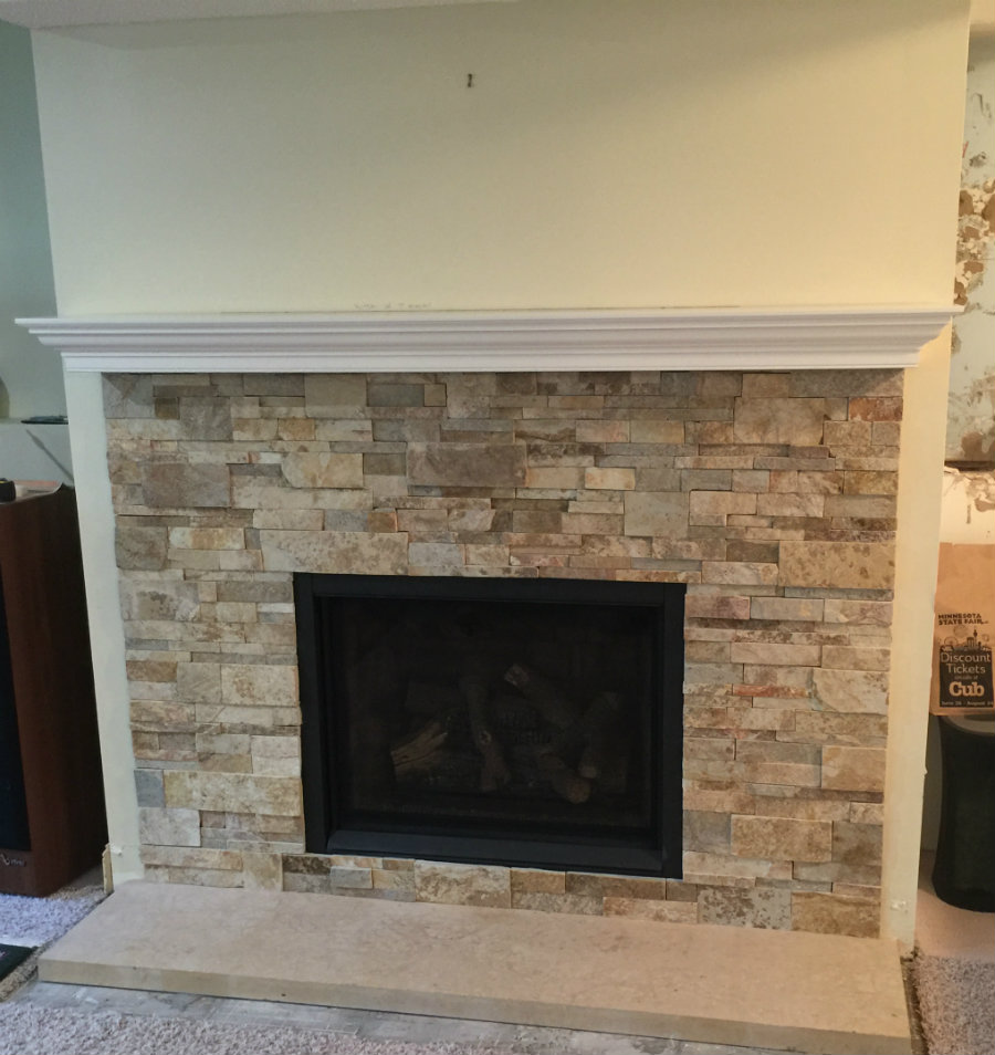 natural stone - the fireplace guys