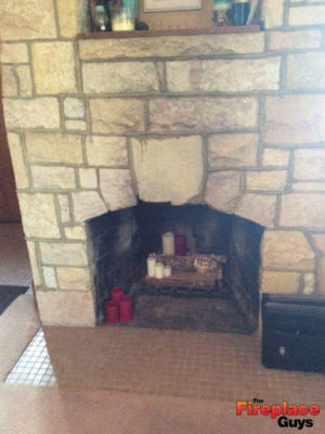 Cut-it-out-stone-fireplace-conversion-before