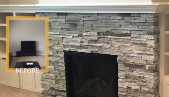 Add New Fireplace