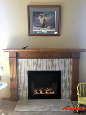 just add granite fireplace new design with granite hearth
