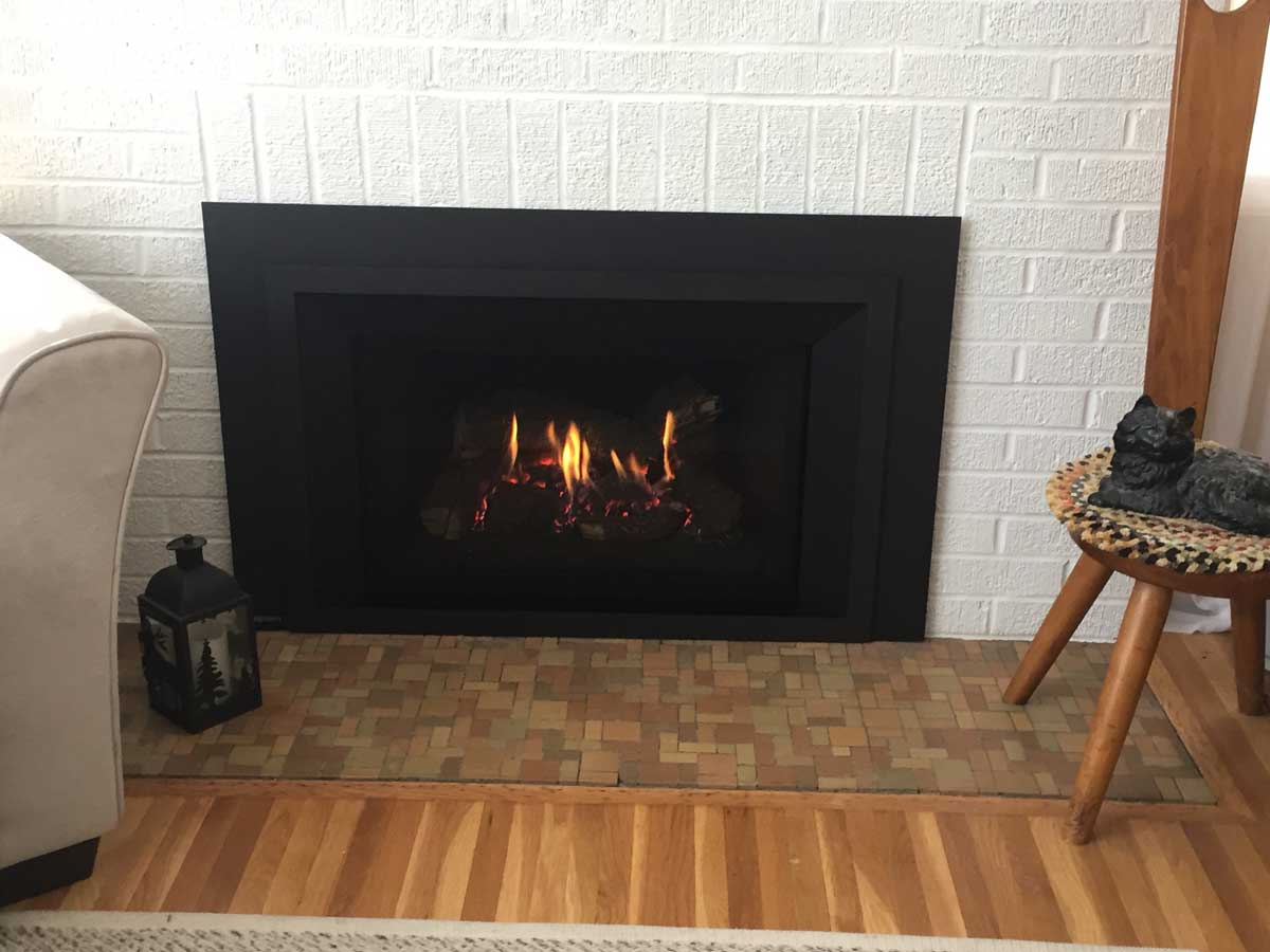 white brick fireplace minneapolis